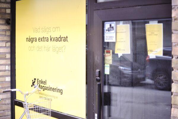 förråd stockholm entre
